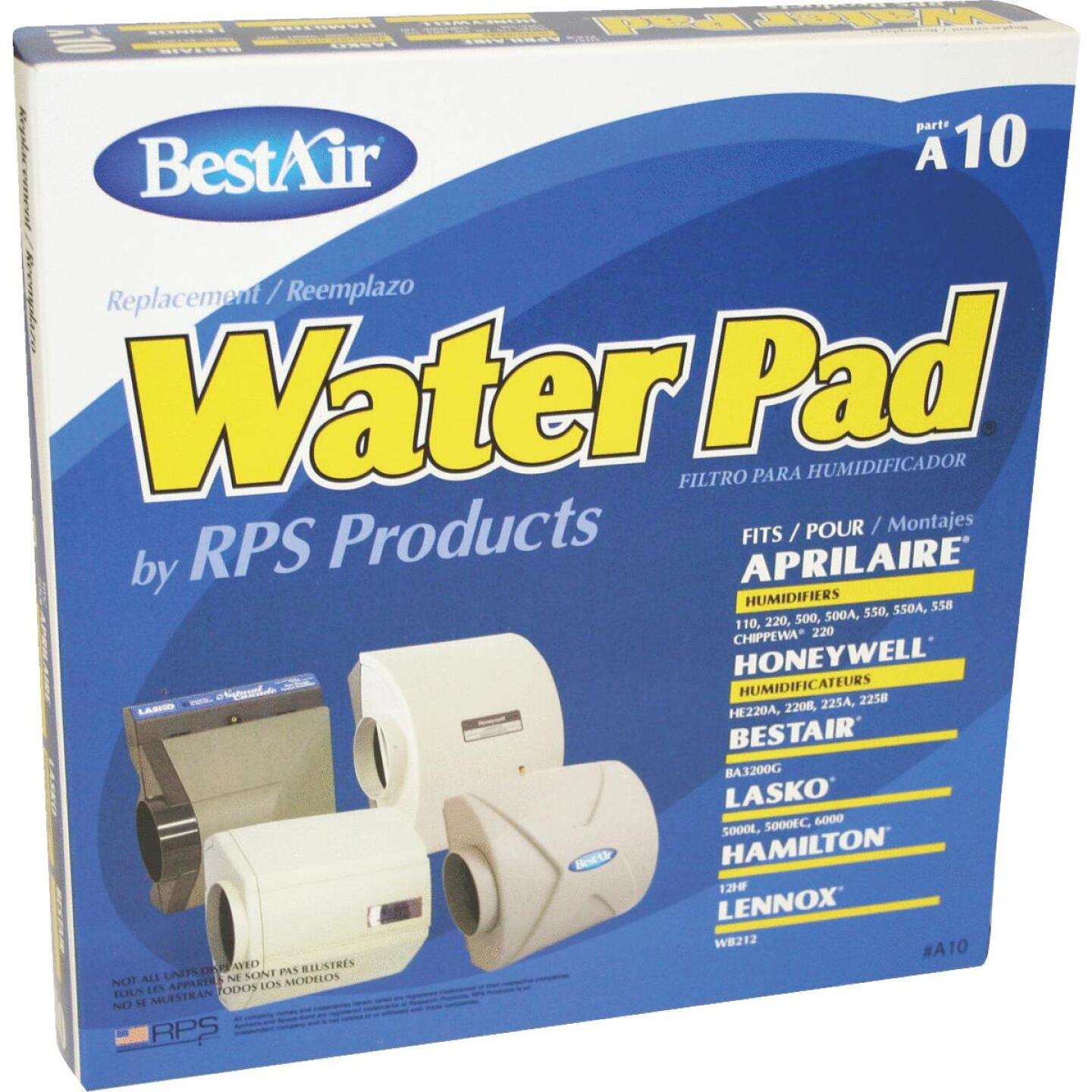 BestAir WaterPad A10 Humidifier Wick Filter Image 1